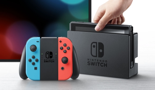 「Nintendo Switch」【ゲーム機器】
